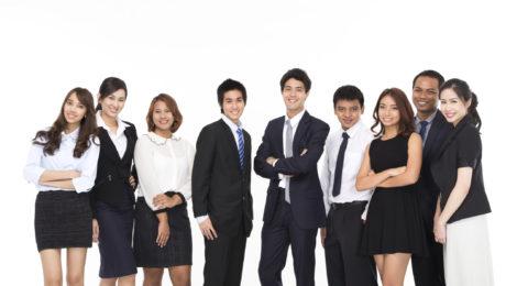 Image of Gen-Y / Millenials in the work environment