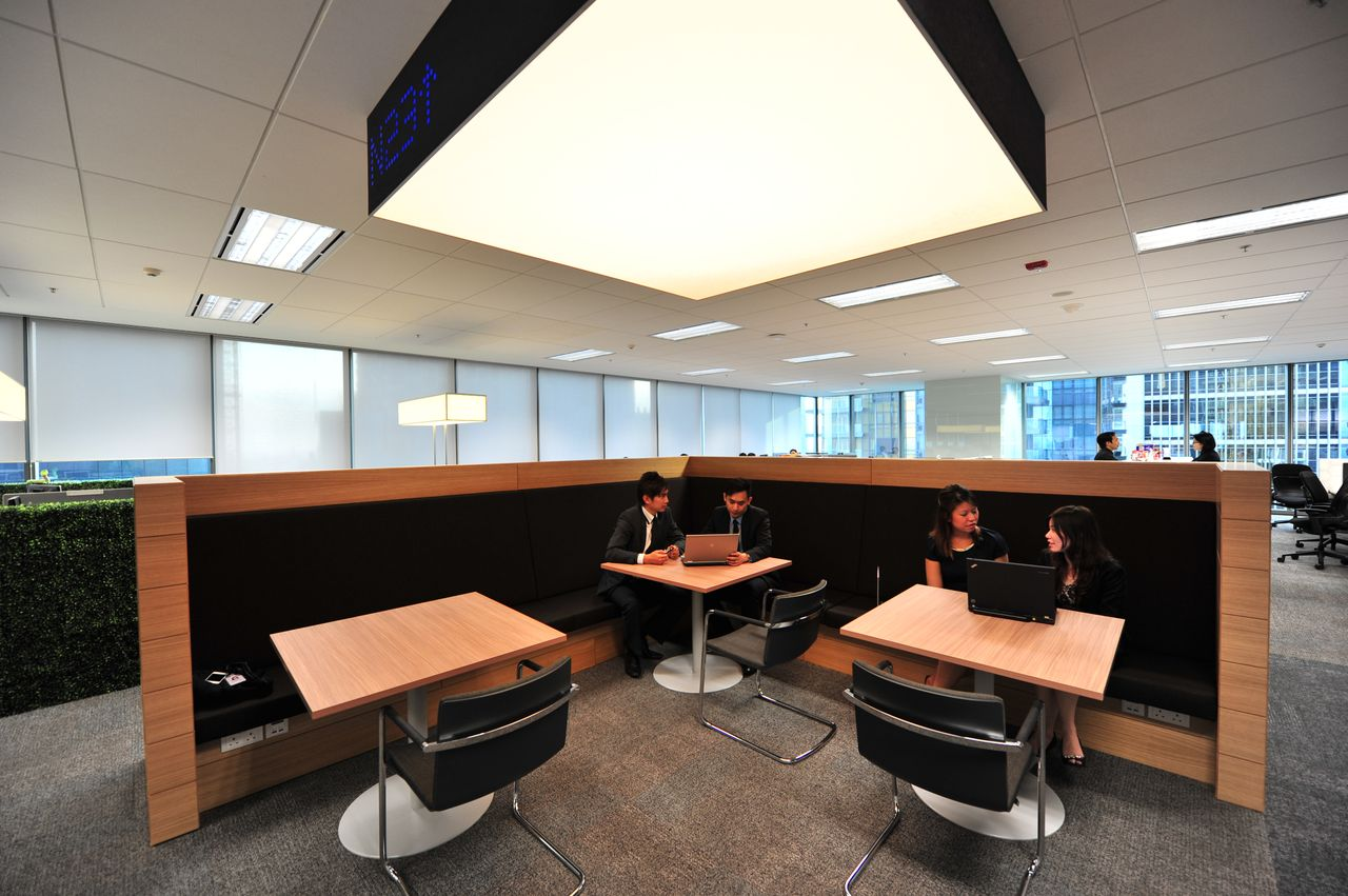 Collaborative working informal meeting tables office dr for Table 6 2 specification for highway works
