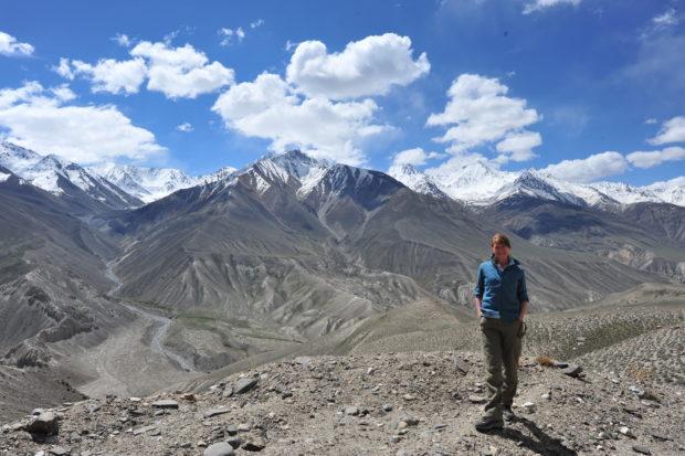 Pamir Highway, Tajikistan