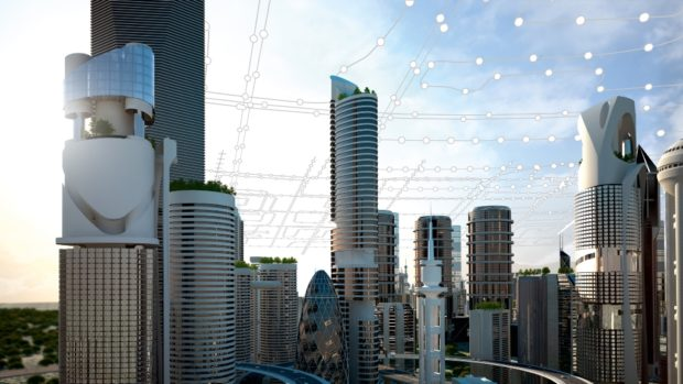The adoption of smarter and more intelligent building technologies in Asian smart cities has been growing 30-40% every year